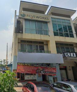 Rumah Kedai PJCC